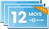 Profitez de garanties de 3 à 12 mois