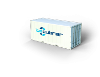 IceCubner 20 pieds - Ice20