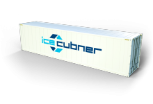 IceCubner 40 pieds - Ice40