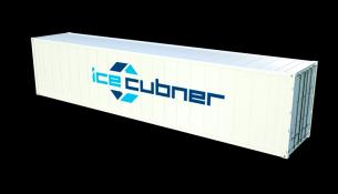 IceCubner 45 pieds PW - Ice45 PW