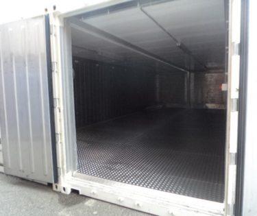Conteneurs frigorifiques IceCubner 40 pieds jumelés