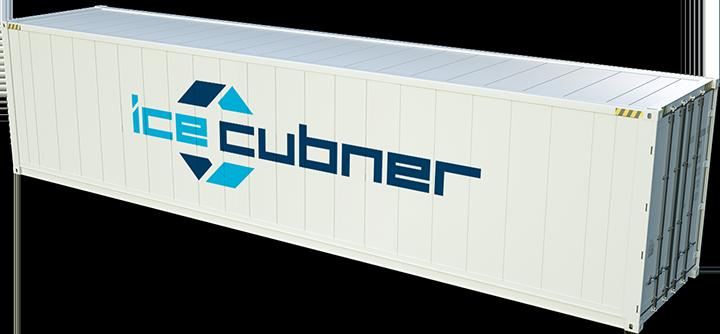 Conteneur frigorifique IceCubner 40 pieds HC