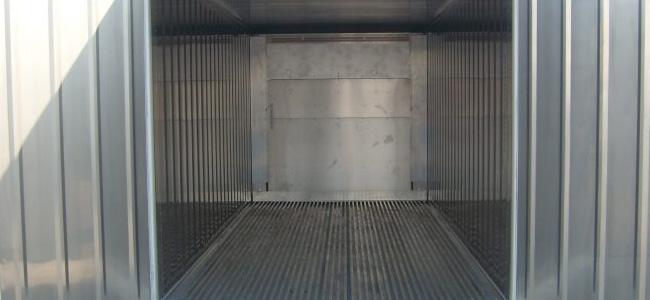 Conteneur frigorifique 20 pieds IceCubner