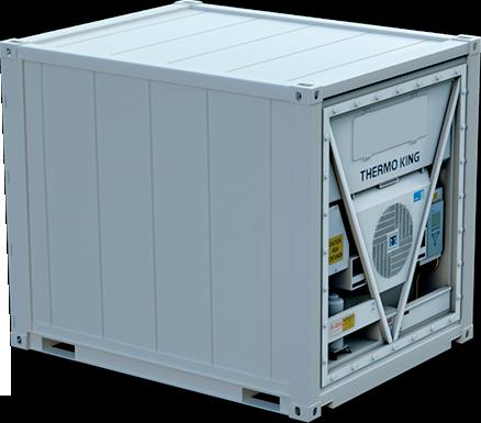 Conteneur frigorifique Icecubner 10 pieds
