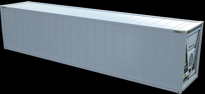 Conteneur frigorifique Icecubner 40 pieds
