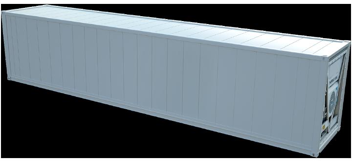 Conteneur frigorifique Icecubner 45 pieds