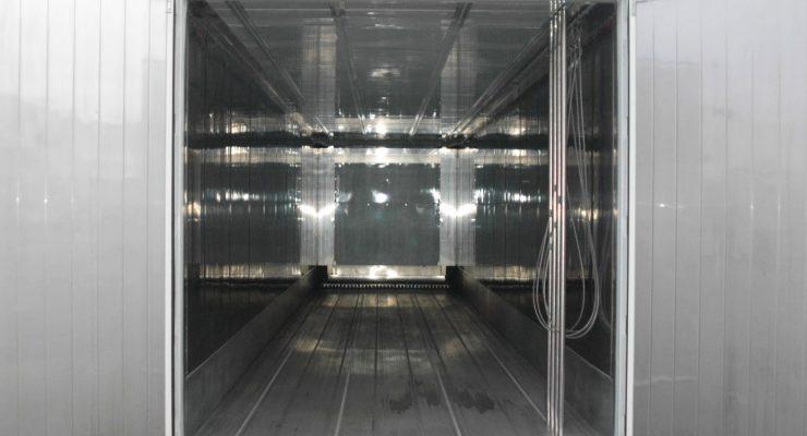 conteneur frigorifique IceCubner 45 pieds Pallet wide High Cube