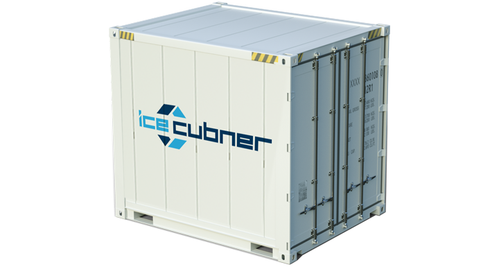 Conteneur frigorifique IceCubner 10 pieds HC