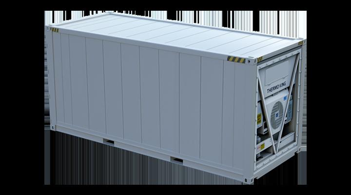 Conteneur frigorifique IceCubner 20 pieds