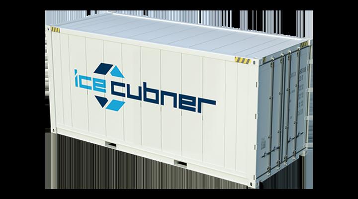 Conteneur frigorifique IceCubner 20 pieds HC