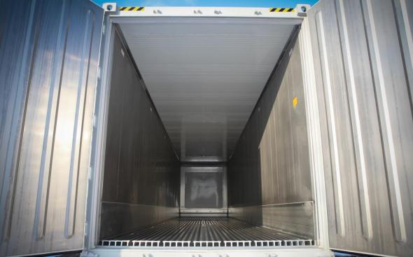 Chambre froide mobile conteneur frigorifique 40 pieds IceCubner